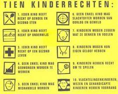Kinderrechten - er valt nog veel te doen :-(