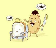 Corté mantequilla