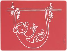 Meal-Mat Monkey Business Placemat