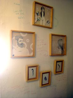Las ilustraciones de #Rakufrecsia en el Summer Market Xàbia.