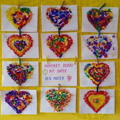 Galerie nápadů, tvoření pro děti v mš Sprinkles, Candy, Fall, Autumn, Pictures, Bricolage, Sweets, Candy Bars, Chocolates