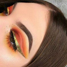 Pinterest @IIIannaIII Artist IG @makeuplooksli #makeup #makeupartist #makeupgoals - credits to the artist