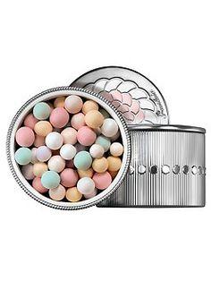 Guerlain Meteorites Pearls.  A must have in my daily makeup regimen.