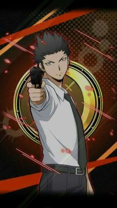 Karasuma   ansatsu kyoushitsu I still don't know if he is a good guy or not, since I read the chapters 163-164.