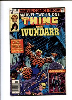 Marvel Two-In-One #57