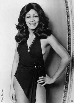 Tina Turner - Beaufitul woman.
