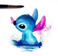 25 best ideas about stitch on disney Lilo And Stitch Tattoo, Lilo Stitch, Cute Disney Drawings, Cute Drawings, Disney Tattoos, Disney Sister Tattoos, Baby Tattoos, Cute Tattoos, Lelo And Stich