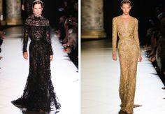 L'Officiel de la Couture et de la Mode - Défilé Haute Couture Elie Saab
