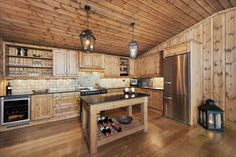 Functional kitchen Functional Kitchen, Real Estate, Cabin, Home Decor, Decoration Home, Room Decor, Real Estates, Cabins, Cottage
