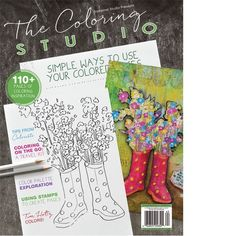 The Coloring Studio Autumn 2016 — Available September 1st