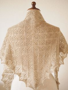 Ravelry: Diamond Shawl pattern by Keiko Katayama