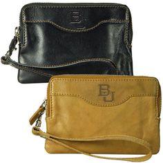 Carolina Sewn® Baylor University Wrist Wallet