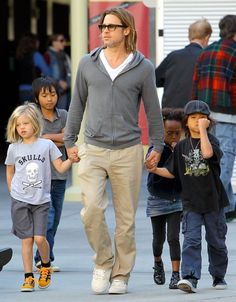 Brad Pitt  Photos ( image hosted by mirror.co.uk )  #BradPittNetWorth #BradPitt #gossipmagazines