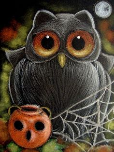 Google Image Result for http://www.ebsqart.com/Art/Gallery/Colored-Pencils-Pastels-Glitter/661587/650/650/FANTASY-OWL-HALLOWEEN-BATMAN-COSTUME-WEB.jpg