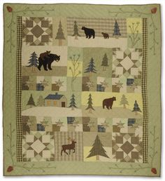 great quilt for a cabin