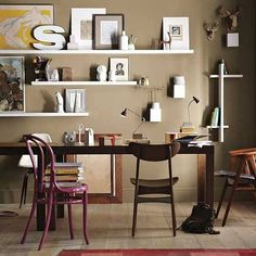 Decorating Wall Shelves Ideas 2013