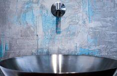 #bathroomdetails our lime plaster antika #bicolour structure 12  #walldesign #wallcovering #kalkputz #limeplaster