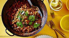 Stir-fried shredded roti | Sri Lankan recipes | SBS Food