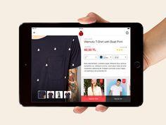 E-Commerce App Detail by Muharrem Şenyıl