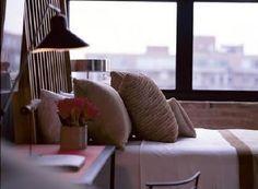 Alkemie: A Gorgeous Rustic San Franciscan Loft - Ken Fulk Design Ken Fulk, Lofts, Rustic, Bedroom, Wood, Design, Home Decor, Loft Room, Loft