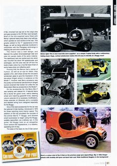 Berry Mini-T Buggy History 2/3