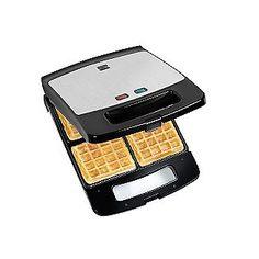waffle maker - $29.99