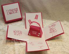 Magic Box für eine Shoppingtour / Mädelsabend