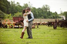 farm photo shoot!