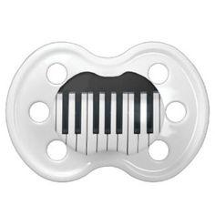 Piano Pacifier
