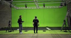 """""""The Cell"""" demonstriert Virtual Reality für den ganzen Körper - Virtual Reality - derStandard.at › Web"""