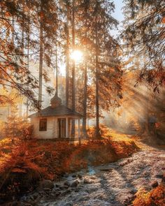Luz Solar, Beyond The Horizon, Autumn Scenery, Fine Art Photo, Spanish Style, Abandoned Places, Beautiful Landscapes, Art Pictures, Beautiful Homes