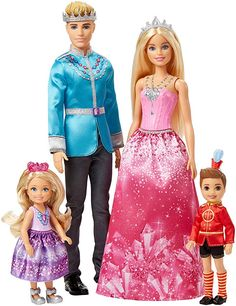 Barbie toys collection from the leading toys provider. Shop barbie dolls, barbie games and much more. Mattel Barbie, Barbie E Ken, Princess Barbie Dolls, Ken Doll, Baby Barbie, Barbie Style, Accessoires Barbie, Chelsea Doll, Doll Clothes Barbie