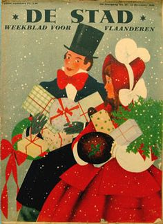 Christmas Ornaments Paper and Spun Glass Noël Magazines