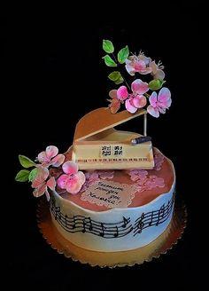 Birthday cake  by WorldOfIrena
