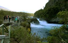 Saltos de Petrohue Sur Chile, Waterfall, Outdoor, Lakes, Screenwriting, Sidewalk, Mariana, You Complete Me, Traveling