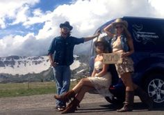 Road tripping through Wyoming   #orthamerica #unminivan