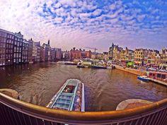 Canal Cruise, Amsterdam