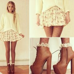 such a lovely outfit. perfect for this time of year