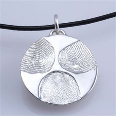 would love this with our fingerprints. Also a great mother's day gift