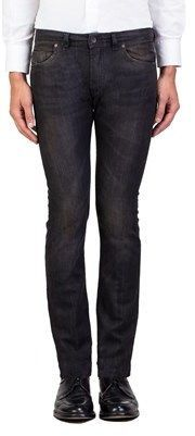 Diesel Black Gold Men's Cotton Denim Slim Straight Jean Pants Black.
