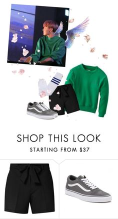 """Breezy Spring Day"" by bangtansstyle ❤ liked on Polyvore featuring Dorothy Perkins and Vans"