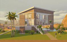 House 19 at Via Sims via Sims 4 Updates