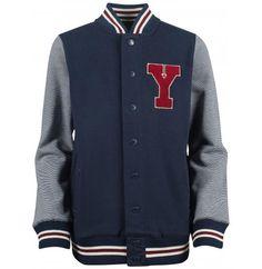 Baseball vest college style - Sweaters en sweatvesten - Kleding - 7 - 14 jaar - Jongens