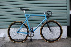 GT Pulse / GTB Track Bike - Pedal Room
