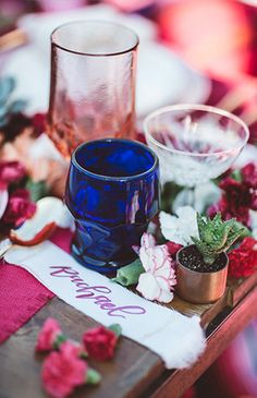Bohemian Backyard Party Inspired By This