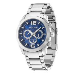 Police - Men\'s Triumph Watch - 13934JS-03M - RRP: £159.00 - Online Price: £140.00