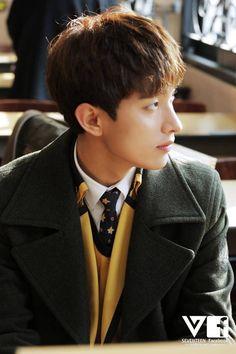 DK 도겸 (Dokyum) from Seventeen 세븐틴 '16