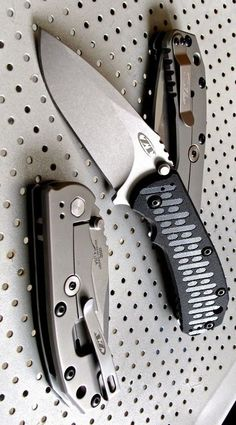 Zero Tolerance ZT-0550 S35VN Pulver Stahl Rick Hinderer Outdoor EDC Folding Knife Blade