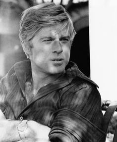 Redford. They just don't make men like this anymore.