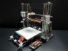 Sintron  3D Drucker Printer full Kit for Reprap Prusa i3 ,MK3 heatbed,LCD,MK8